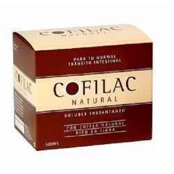 Cofilac Natural Café Soluble 14 Sobres