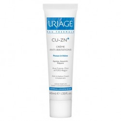 Comprar Uriage Cu-Zn+ Crema Anti-irritaciones 40ml