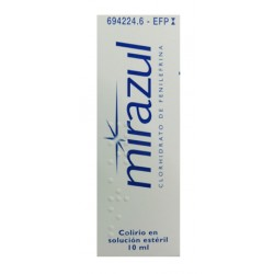 MIRAZUL (1.25 MG/ML COLIRIO 1 FRASCO SOLUCION 10 ML)