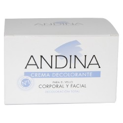 Comprar Andina Crema Decolorante 100ml