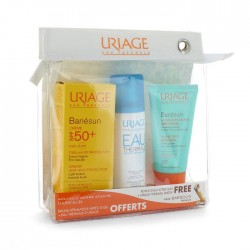 Comprar Uriage Bariesun SPF50+ Crema +Aftersun 50ml+ Agua Termal 50ml