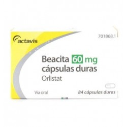 BEACITA (60 MG 84 CAPSULAS (BLISTER))