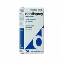 Comprar Dentispray 50 mg/ml Spray Bucal 5 ml