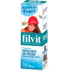 Comprar Filvit Repelente de Piojos Spray 125ml