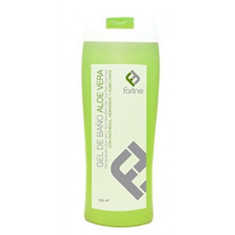 Farline Gel de Baño Aloe Vera 750ml
