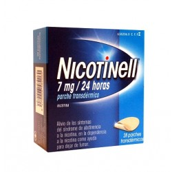 Comprar Nicotinell 7 mg/24h 28 Parches