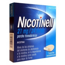 Nicotinell  21 mg/24h 7 Parches