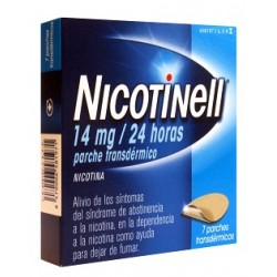 Nicotinell 14mg/24h 7 Parches