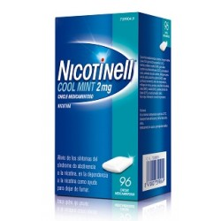 Nicotinell Cool Mint 2 mg 96 Chicles
