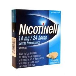 Comprar Nicotinell 14mg/24h 14 Parches