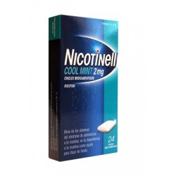 Comprar Nicotinell Cool Mint 2mg 24 Chicles