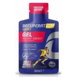 Comprar Recuperation Sport Gel Sabor Frutos Rojos 32ml