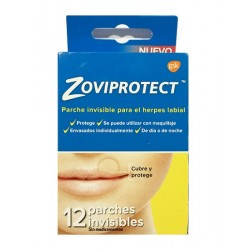 Comprar Zoviprotect Parche Labial 12uds
