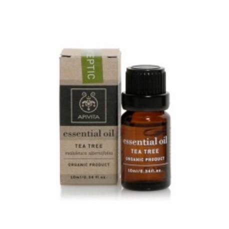 Apivita Essential Oil Árbol del Té 10ml