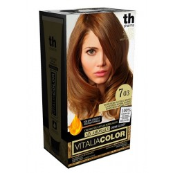 Comprar TH Pharma V-Color Tinte Nº 7.03 Sin Amoniaco Rubio Medio Natural Dorado