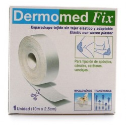 Comprar Dermomed Fix Esparadrapo 10mx2,5cm