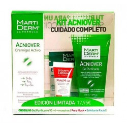 Martiderm Kit Acniover Cremigel Activo 40ml + Gel Purificante 50ml