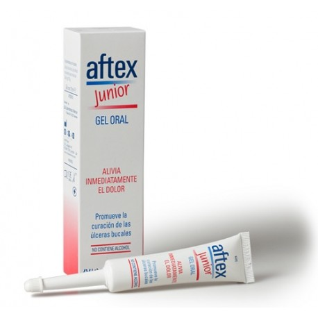 Aftex Junior Gel Oral 15ml