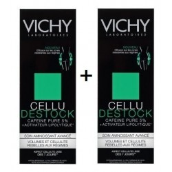 Comprar Vichy Celludestock Reductor Duplo 200ml + 200ml
