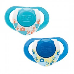 Comprar Chicco Chupete physio Compact Orthodontic Latex +12m 2uds