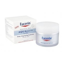 EUCERIN AQUAPORIN ACTIVE CR P/SECA 50 ML