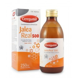 CEREGUMIL JALEA REAL/VITAMINAS JBE 250ML