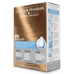 COLOUR CLINUANCE PHARMA 8N RUBIO CLARO