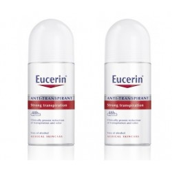 Comprar Eucerin Duplo Antitranspirante Roll on 48h 2x50ml