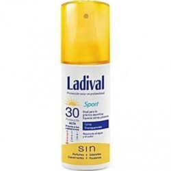 Comprar Ladival Sport Spray Transparente SPF 30 150ml