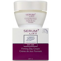 Serum 7 Lift Crema Reafirmante de día SPF15 50ml