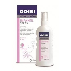 GOIBI ANTIMOSQUITOS INFANTIL SPRAY 100ML