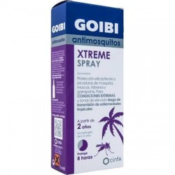 Comprar Goibi Antimosquitos Xtreme Spray 75ml