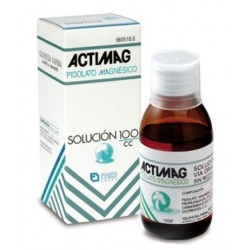Comprar Actimag 2g/5ml Solución Oral 100ml