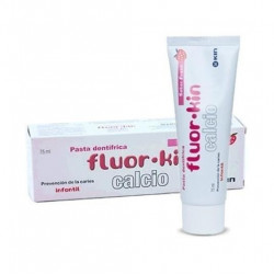 Comprar Fluorkin Pasta Dental Calcio 75ml