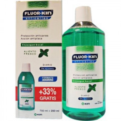Comprar Fluorkin Enjuague Anticaries 750+250ml