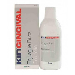 KIN GINGIVAL ENJUAGUE BUCAL 500 ML.