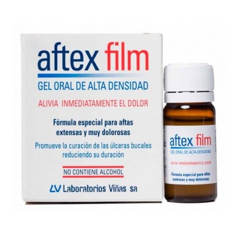 Aftex Film Gel Oral 10ml