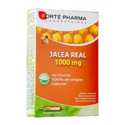 Forté Pharma Jalea Real 1000mg 20 ampollas