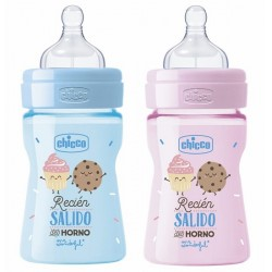 Comprar Chicco Biberón Mr Wonderful +0m 150ml