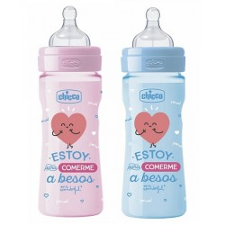Comprar Chicco Biberón Mr Wonderful +2m 250ml