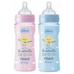 Comprar Chicco Biberón Mr Wonderful +4m 330ml