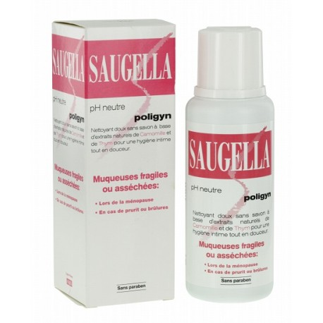 Saugella Poligyn pH neutro 250ml