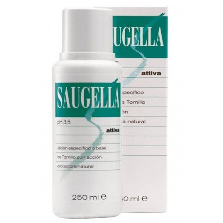 Saugella Attiva pH3,5 250ml
