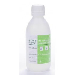 Comprar Alcohol de Romero Orravan 50mg/ml Solución Tópica 250ml