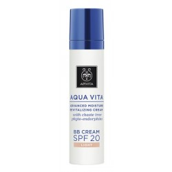 Comprar Apivita Aqua Vita BB Cream light SPF 20 40ml
