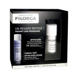 Comprar Filorga Optim Eyes Antiarrugas Contorno 15ml + Loción Desmaquillante 20ml
