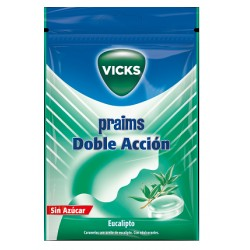 Comprar Vicks Praims Doble Acción Eucalipto