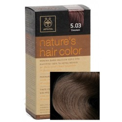 Comprar Apivita Tinte Nature's Hair Color 5.03 Chocolate