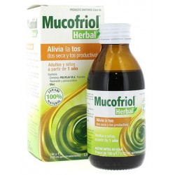 Comprar Mucofriol Herbal 180g