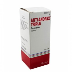Comprar Anti-Anorex Triple Solución Oral 150 ml